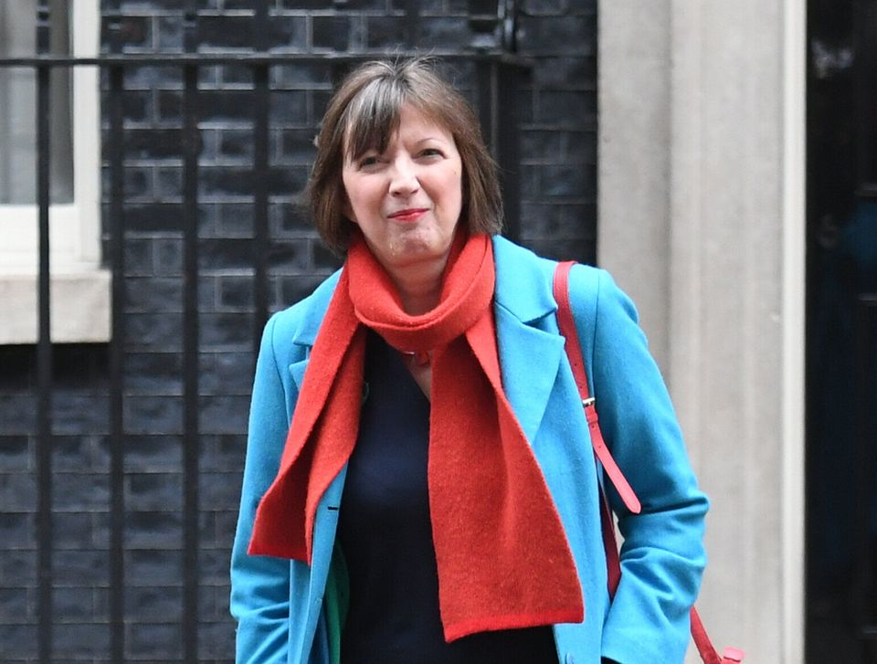 The TUC's Frances O'Grady has held talks with the government on helping workers through the coronavirus