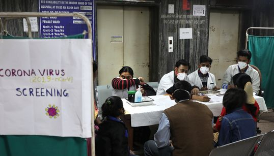 Some Cheer For Hyderabad Docs Fighting Coronavirus But Many Worries