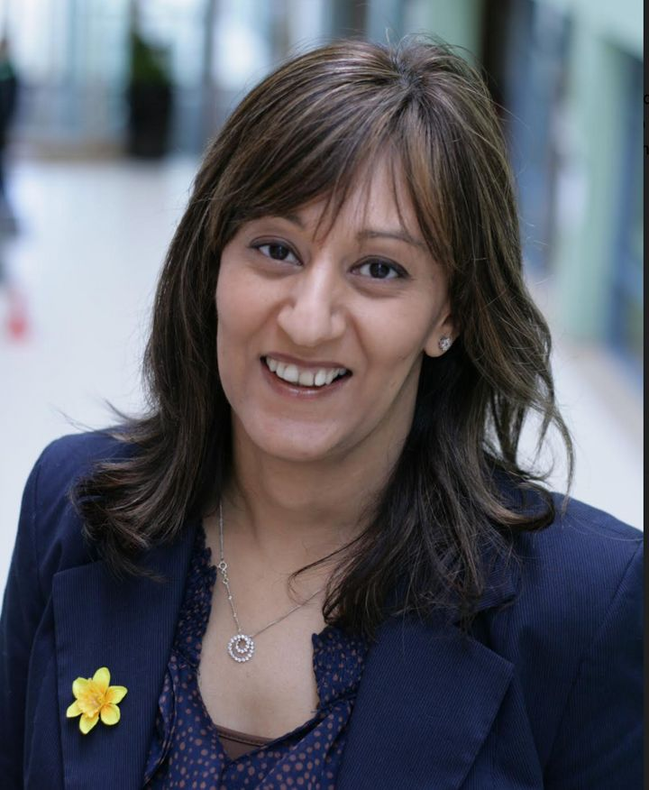Tehmina Hashmi, executive headteacher at Bradford Academy