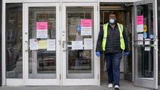 Wisconsin Keeps Election Day Plans In The Middle Of Coronavirus Lockdown