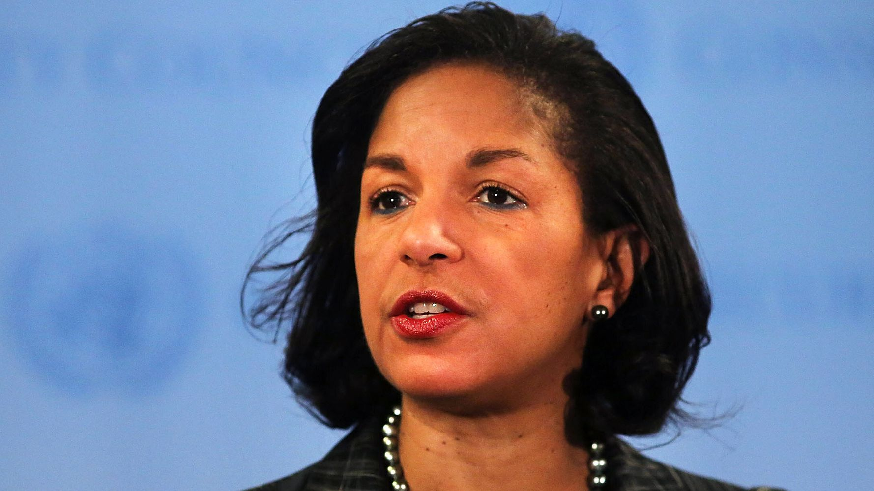 Susan Rice Says Trump 'Can't Stomach Strong Black Women'