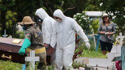 Mortes por covid-19 no Brasil chegam a 240; são 6.836