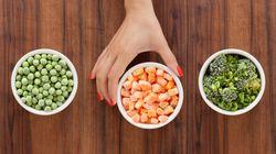 COVID-19: Les légumes et fruits surgelés sont-ils aussi nutritifs que les