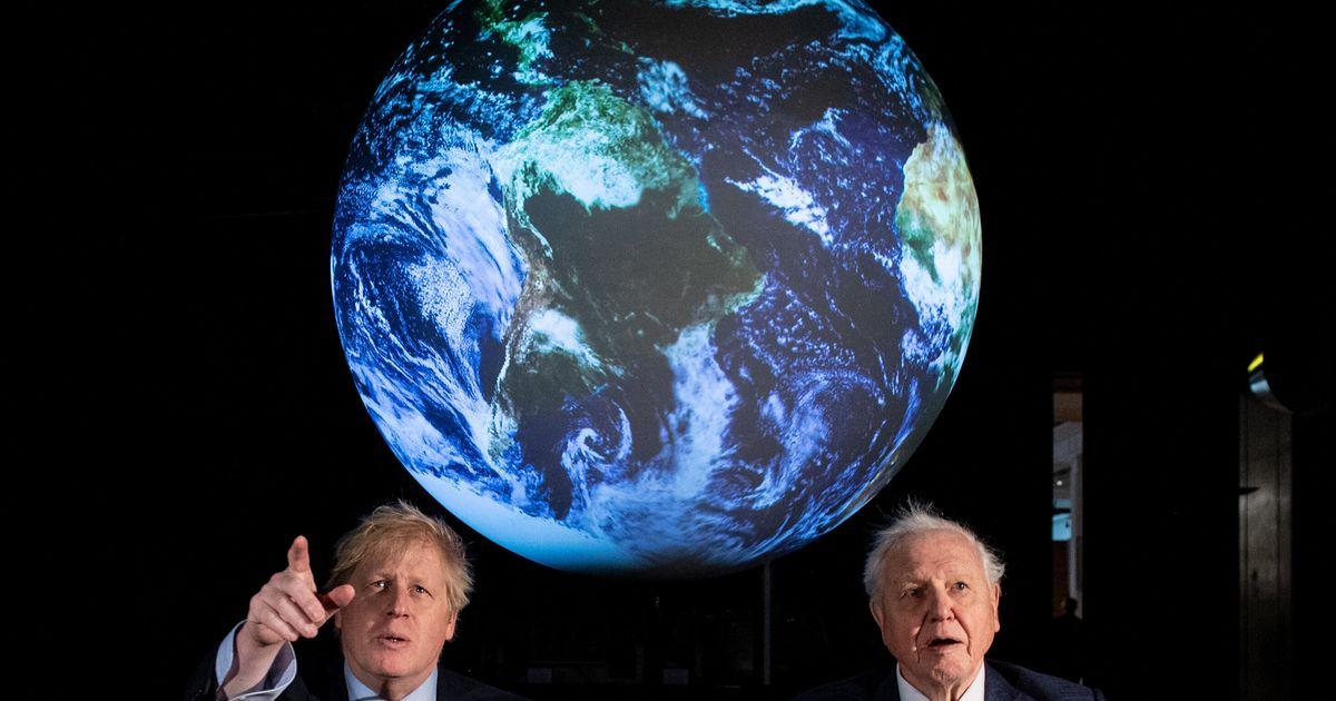 Major COP26 Climate Change Summit In The UK Postponed Due To Coronavirus