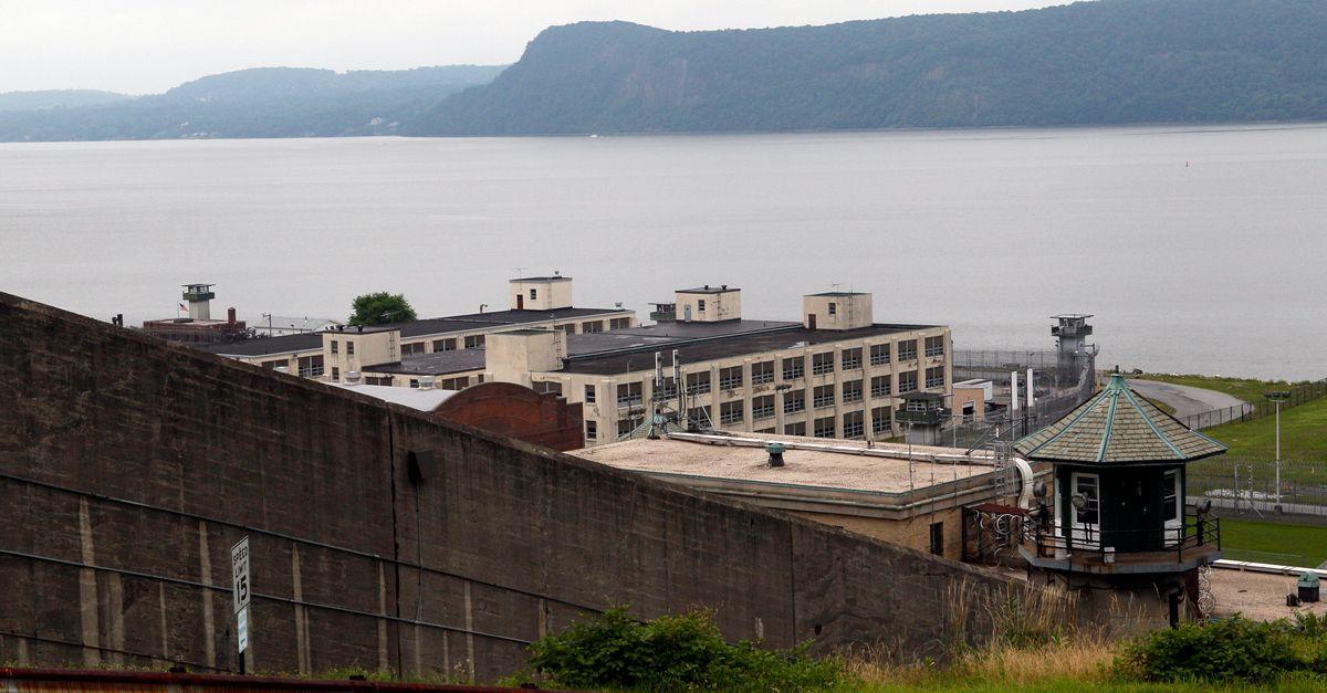 Death At Sing Sing Prison Spreads Coronavirus Panic Among Those Inside