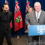 Doug Ford Praises 'Champion' ASL Interpreter On His Last