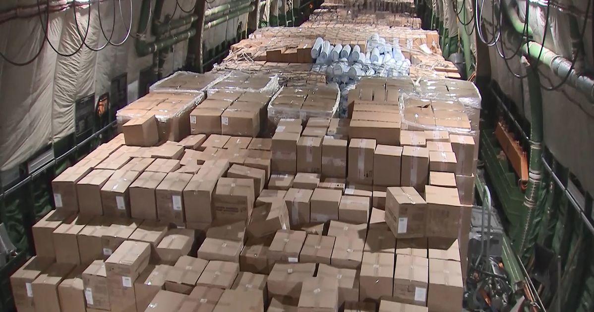 Coronavirus: la Russie envoie un avion chargé d'aide humanitaire aux États-Unis