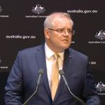 Scott Morrison Announces Free Childcare For Essential