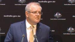 Scott Morrison Announces Free Childcare For Essential