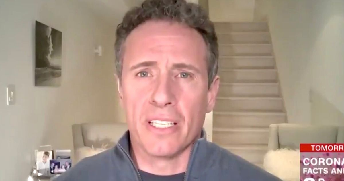 Chris Cuomo Describes 'Freaky' Night Of Coronavirus Fever And Hallucinations