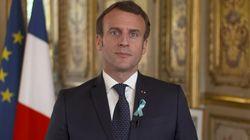 Macron annonce un confinement adapté pour les