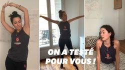 Cours de Flawless yoga, gaga dance ou fit ballet, on a testé pour vous les cours insolites