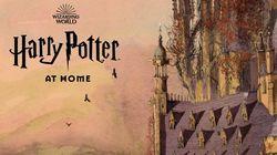 Un site Harry Potter pour occuper les enfants durant le