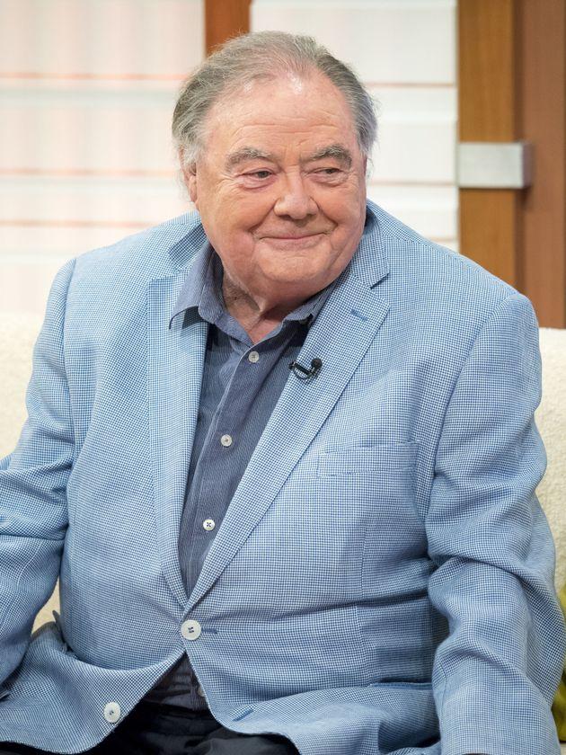 Eddie Large died last week at the age of