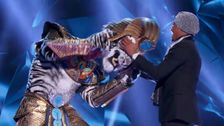 'Masked Singer' Unmasks White Tiger, Who Battled Lions And Bears (Spoiler)