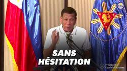 Le président philippin menace de faire tuer les perturbateurs du confinement par la