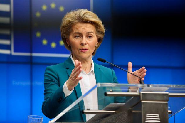 Ursula von der Leyen a exprimé ses regrets à l'Italie dans une
