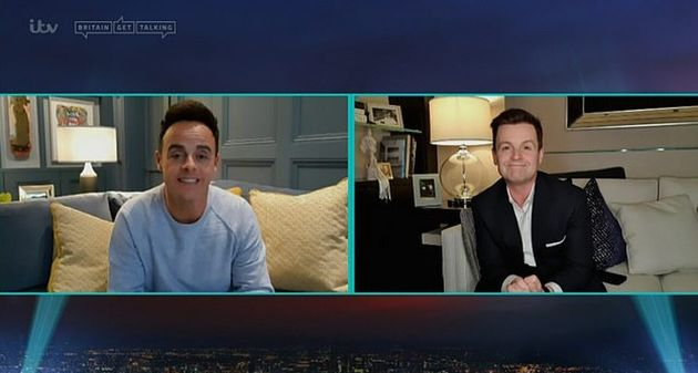 Ant and Dec hosting Saturday Night Takeaway from
