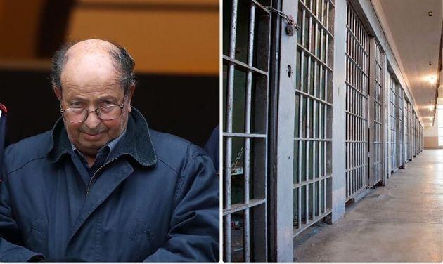 Vincenzo Sucato nel giorno del fermo (4 dicembre 2018) - le celle di un
