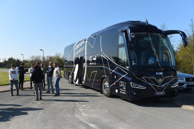 Bus des Girondins de