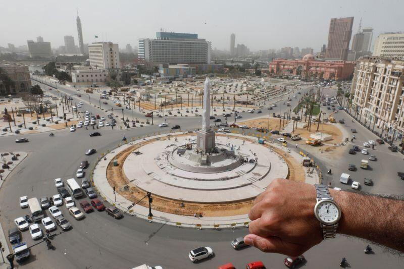 Πλατεία Ταχρίρ, Κάιρο