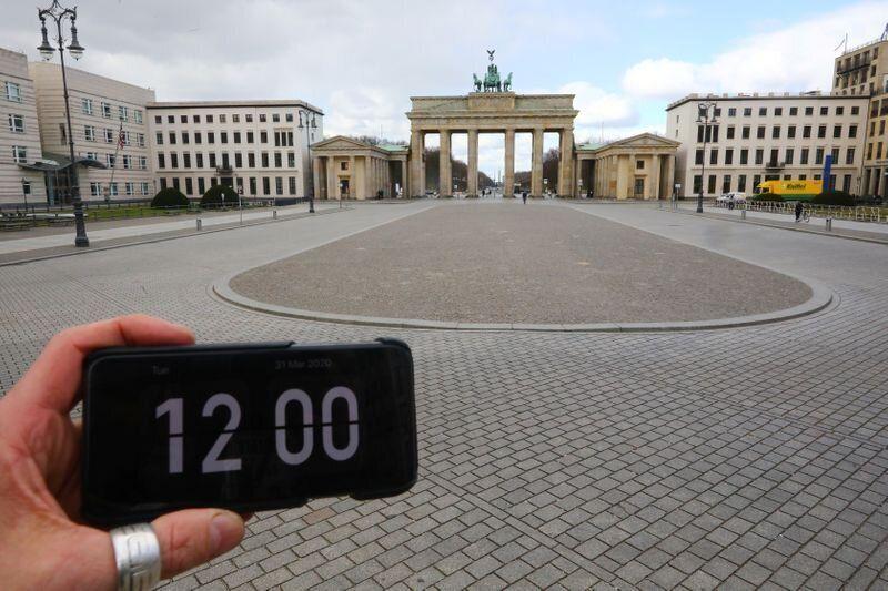 Πύλη Βραδεμβούργου,...