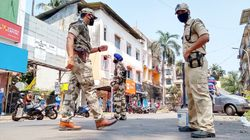 Goa Govt's Messy Lockdown Leaves People Fighting Over Supplies, Paramilitary On