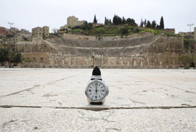 Ρωμαϊκό αμφιθέατρο, Αμμάν