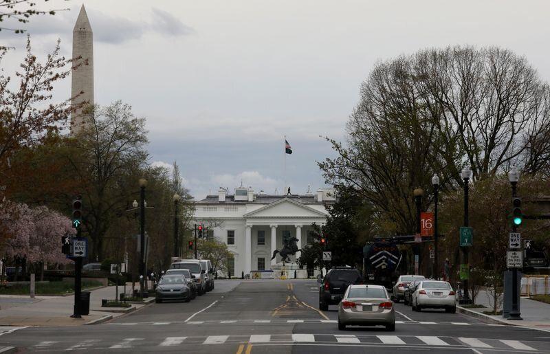 Λευκός Οίκος, Ουάσιγκτον