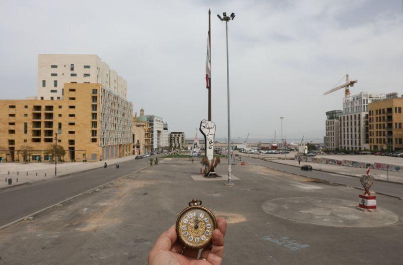 Πλατεία Μαρτύρων, Βηρυτός