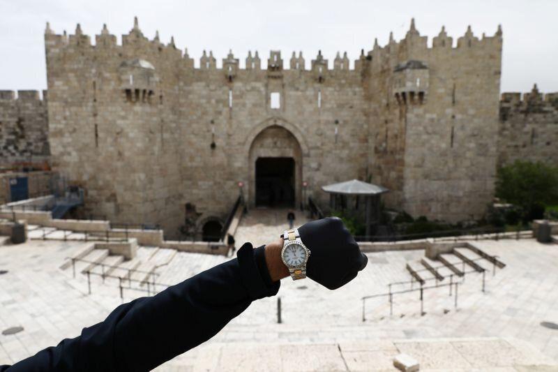 Πύλη της Δαμασκού, Ιερουσαλήμ