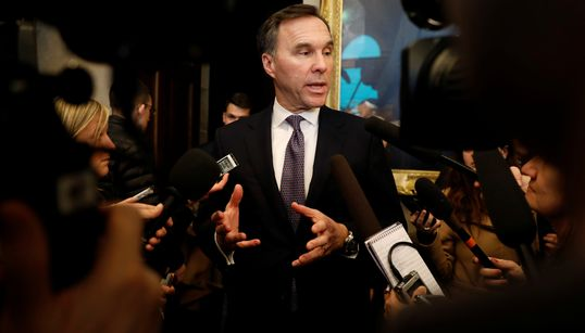 Canada's Budget Deficit To Hit $180 Billion In COVID-19 Crisis: