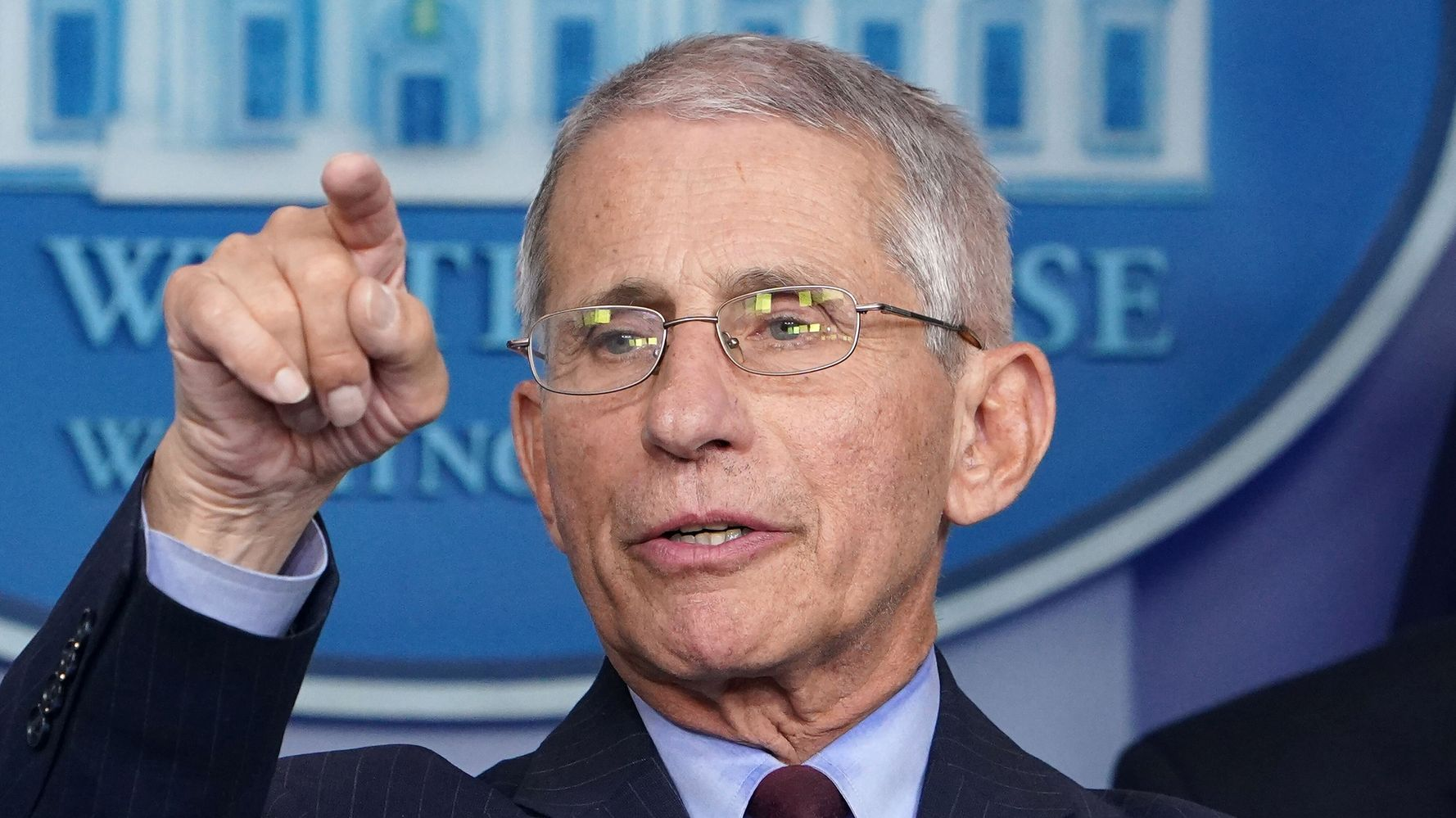 Fauci Suggests Need For National Lockdown As More States Issue Stay-At-Home Orders