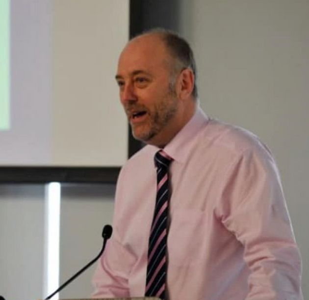 Andy Mellor, national wellbeing director for the Schools Advisory