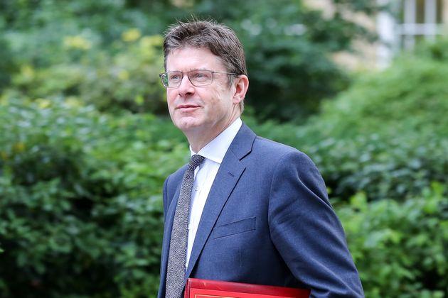 Greg Clark was business secretary under Theresa