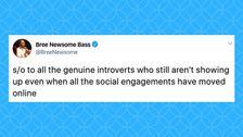 19 Tweets, Komische Nagel Social Distancing Für Introvertiert