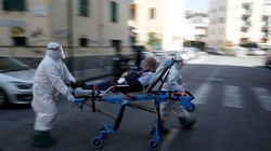 Italia suma 760 muertes y estabiliza el número de nuevos casos por