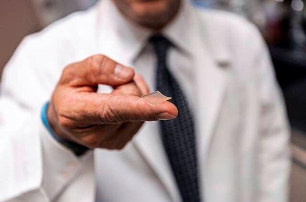 Creato un vaccino-cerotto contro il coronavirus: bene i primi test sui