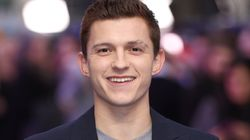Tom Holland Goes Full-On 'Spider-Man' In Shirtless Instagram