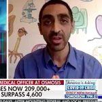 La franchise de ce médecin en entrevue à Fox News enflamme