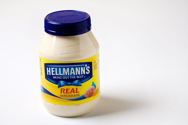 Oh, hell no, no one wants the Hellmann's.