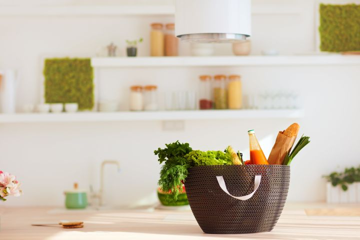 Pathogens from the grocery store could easily travel to your kitchen if you're not careful to wash your reusable bags.