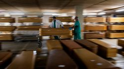 Κορονοϊός: Ξεπέρασαν τους 50.000 οι νεκροί και το 1 εκατ. τα κρούσματα
