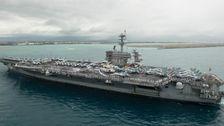 Die US-Navy Zu Entlasten Kommandeur Der Corona-Virus-befallen, Flugzeugträger, Bericht Sagt