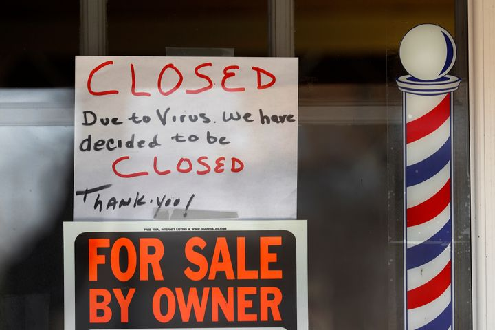 The COVID-19 outbreak has triggered a stunning collapse in the U.S. workforce, with millions losing their jobs. Economists wa