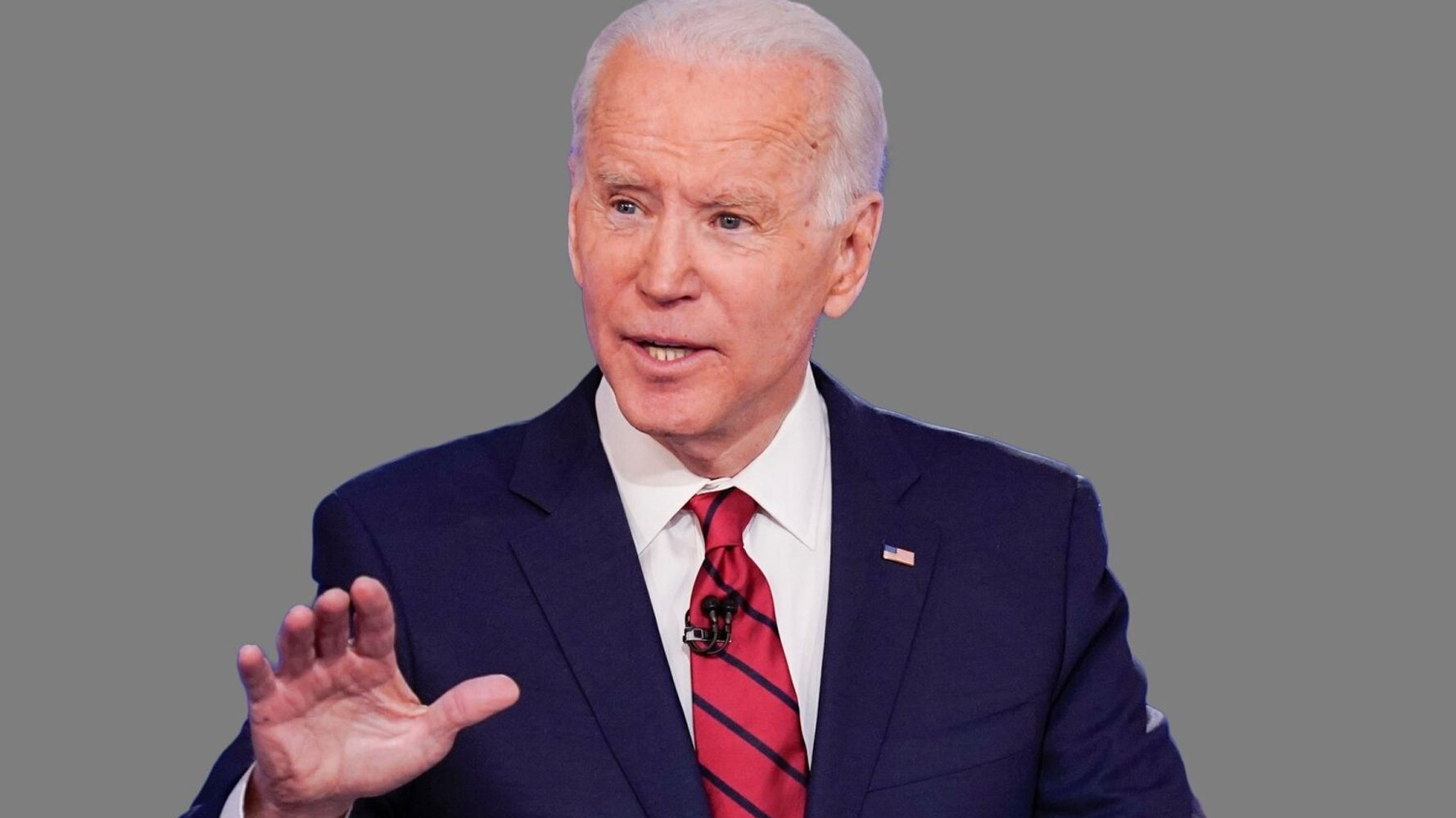 Joe Biden Has Advice For Trump. He's Trying To Get Him On The Phone.