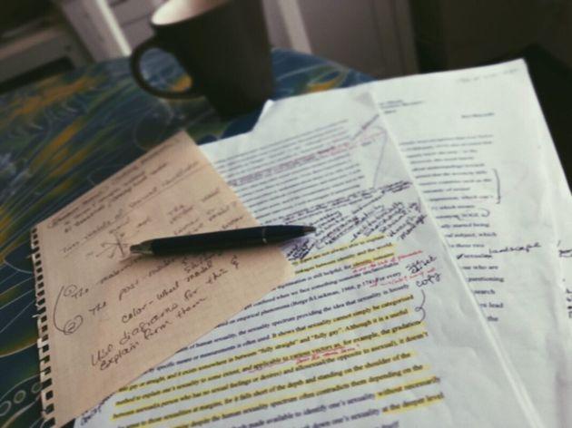 悶絶しながら書いたジェンダーとセクシュアリティに関する卒業論文