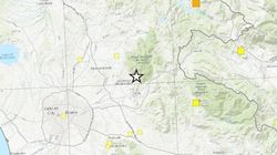 Due scosse nella notte in Italia: terremoto in provincia di Roma e a largo di