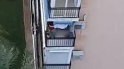 Detenido por disparar desde balcón en Alicante durante aplausos a