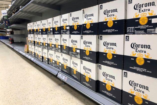 멕시코에서 생산되는 코로나 맥주는 전 세계에서 가장 많이 팔리는 맥주 브랜드 중